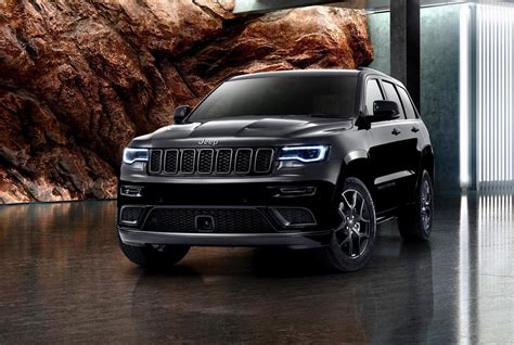 jeep grand cherokee  limited  overland special editions