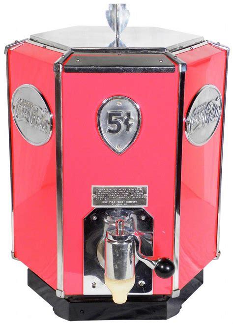 Looking for a good deal on dispenser for cola? Very Rare Coca Cola Hexagon Soda Dispenser