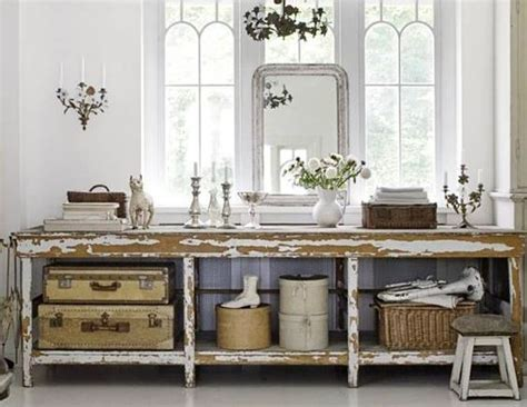 Vintage Home Style : Old Home Helps To Make A Vintage Style Look New