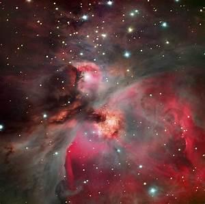 Physics of the Universe: Nebulae
