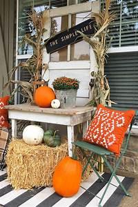 Neighbor, Envy, Fall, Porch, Decorating, Ideas