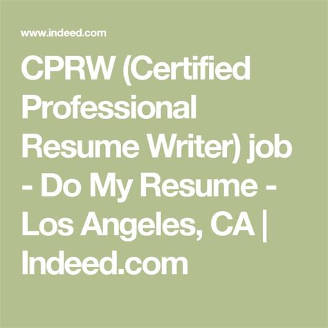 Certified Professional Resume Writer Cprw by Best 25 Professional Resume Writers Ideas On