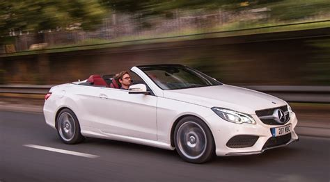 mercedes  class  cdi cabriolet amg sport  review