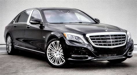 2016 Mercedes-maybach S600 Price Release Review