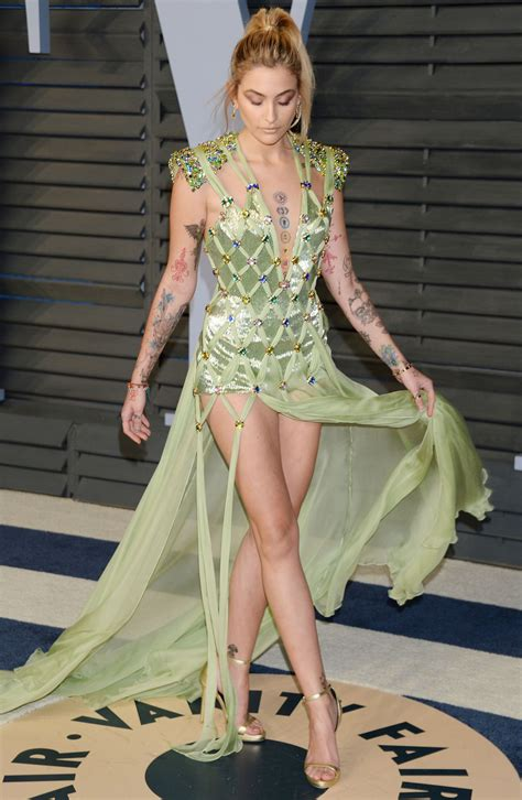 Is Paris Jackson Hiding Hands on Red Carpet? - YouTubeyoutube.com › watch?v=SB0H8AKY81gday before yesterdayParis Jackson hit the red carpet in a long-sleeve studded leather jacket just two days after she reportedly attempted suicide, claims she emphatically...Paris Jackson makes red carpet appearance after treatment [Video]yahoo.com › …paris-jackson…carpet…Paris Jackson returned to the red carpet on Sunday night, nearly one month after it was reported the model was seeking treatment for her emotional health.(document.querySelector(