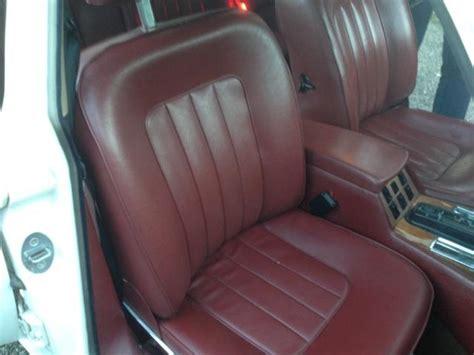 nettoyage interieur cuir voiture restauration compl 232 te int 233 rieur cuir voiture daimler 224