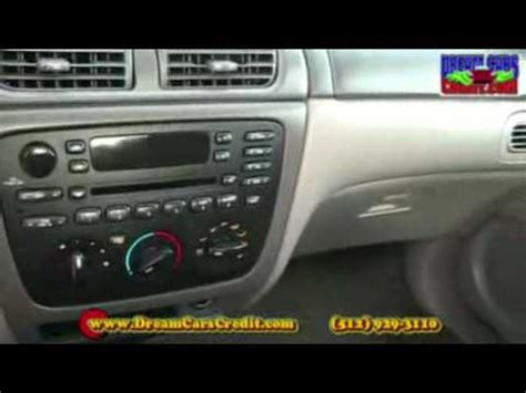 all car manuals free 2006 ford taurus interior lighting 247315 2006 ford taurus black youtube
