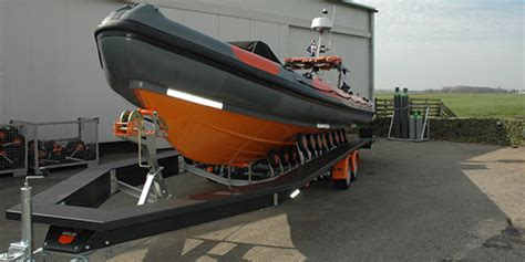 Custom Bootstrailer by Vanclaes Neue Generation Bootsanh 228 Nger Aus Holland