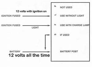 140 Amp Alt  Wiring