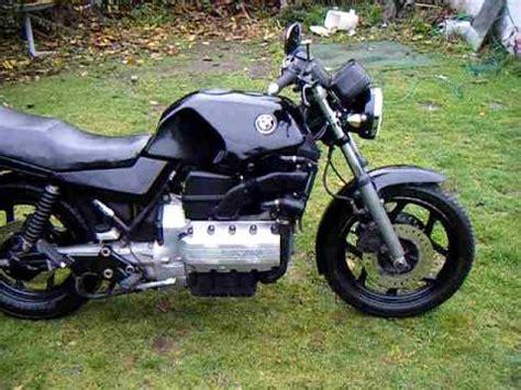 Modified Bmw K100 by Bmw K100rs Streetfighter