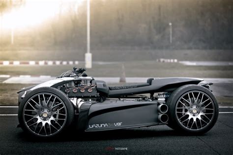 Ferrari Powered Quad Bike Is Mental