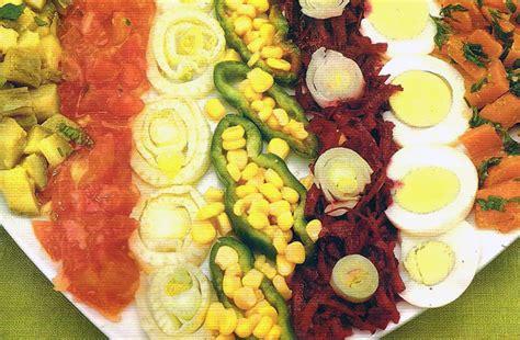 cuisiner le poivron recette de la salade variée recette com
