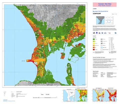bali tsunami evacuation plan resources tsunami ready