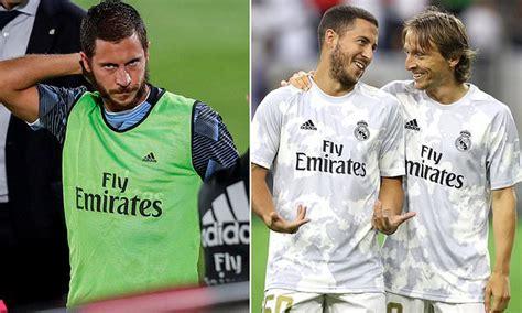 Eden Hazard Warned By Real Madrid Team Mate Luka Modric