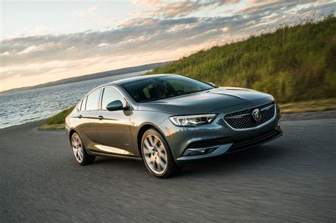 2019 Buick Regal by Yes That Is The 2019 Buick Regal Avenir The About