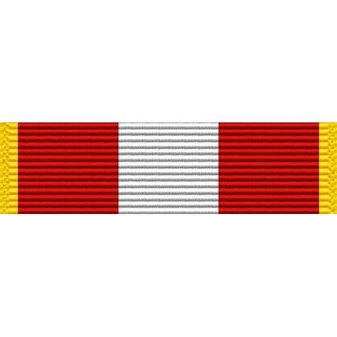 ohio national guard basic training service ribbon usamm