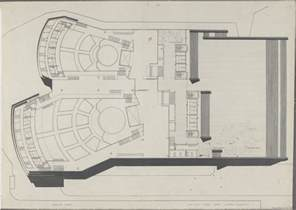open concept house plans sydney opera house utzon drawings state records nsw