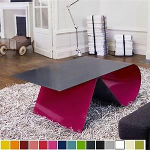 Tables Basses Haut De Gamme : table basse haut de gamme en acier design goupille ~ Dode.kayakingforconservation.com Idées de Décoration