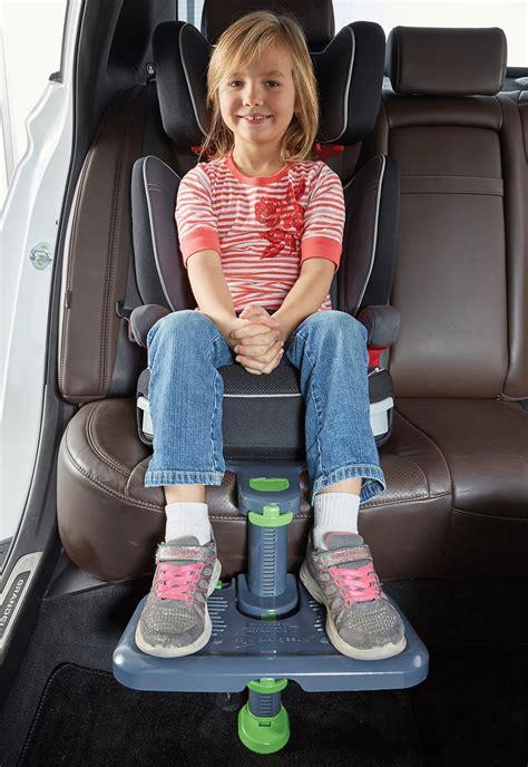 amazoncom kneeguardkids car seat footrest booster