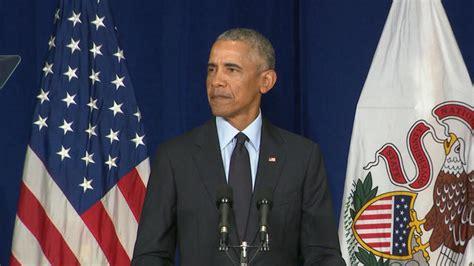 obama stumps  democrat richard cordray  ohio cbs news