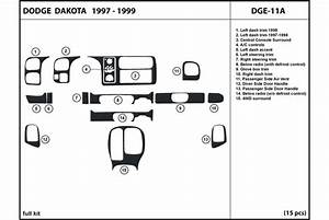 Dl Auto U00ae Dodge Dakota 1997