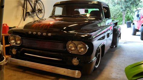 1959 Dodge D100  Things I Love  Pinterest Dodge