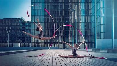 Gymnastics Background Wallpapers Rhythmic Artistic Cool Desktop
