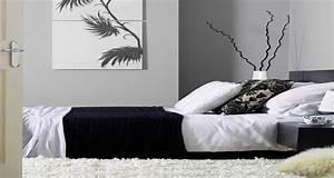 Chambre Gris Blanc : nuancier peinture couleurs pour la maison deco cool ~ Melissatoandfro.com Idées de Décoration
