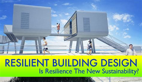 Is Resilience The New Sustainability?