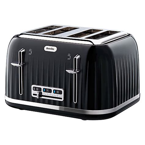 breville country kitchen buy breville impressions 4 slice toaster lewis 1781