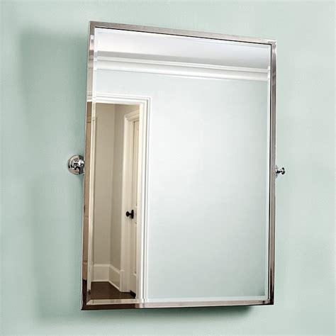 Pivot Bathroom Mirror by Amelie Rectangular Pivot Mirror Ballard Designs