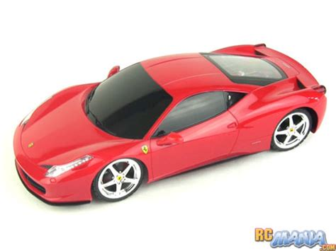 toy ferrari 458 xq ferrari 458 italia 1 18 scale rc car reviewed