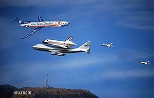 Space Shuttle On Plane - Pics about space