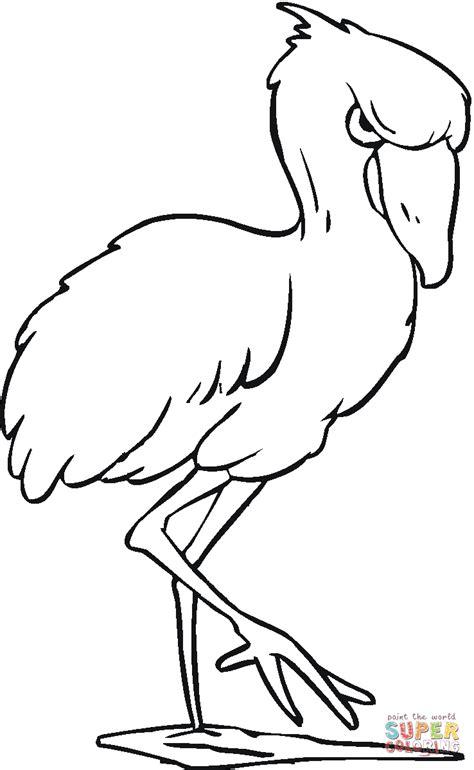 Flamingo Kleurplaat by Flamingo Coloring Page Preschool Coloring Pages