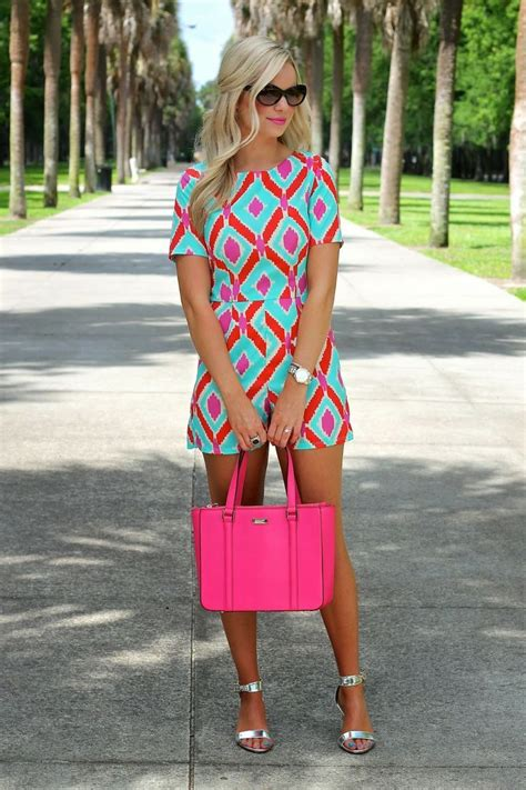 How to Add Color to Your Summer Wardrobe - Outfit Ideas HQ