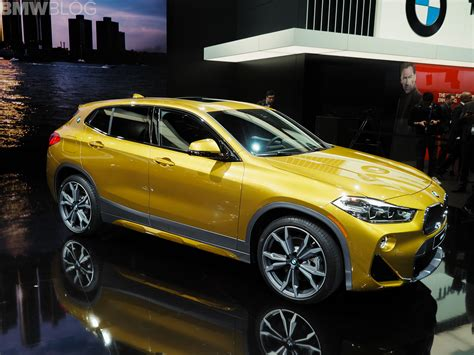 Bmw Detroit by Bmw X2 Wins Best Production Vehicle In Detroit Bmw