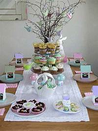 easter table decorations 30 Creative Easy DIY Tablescapes Ideas for Easter ...