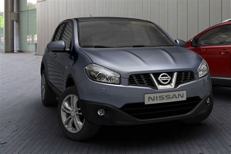 Electric Nissan Qashqai Could Eventually Become Reality