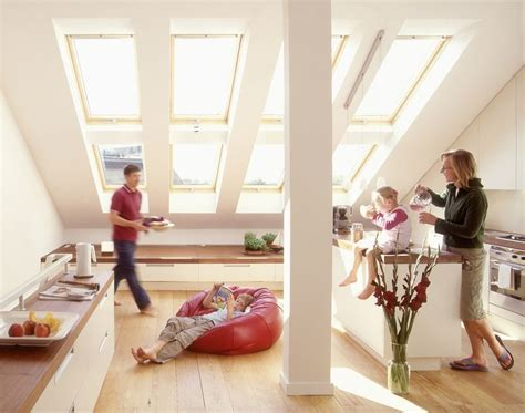 Küche Im Dachgeschoss by Raumaufteilung Im Dachgeschoss