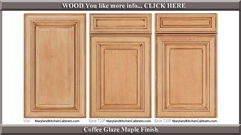 cabinet door finishing racks 720 coffee glaze maple finish cabinet door style