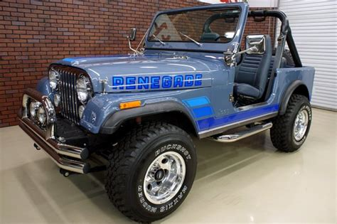 renegade jeep cj7 1983 jeep renegade jeep cj7