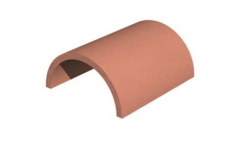 marley eternit 305mm clay half ridge tiles