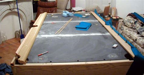 small slate pool table pool table for sale