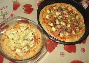 Cheese Burst Pizza Recipe by meera - Cookpad