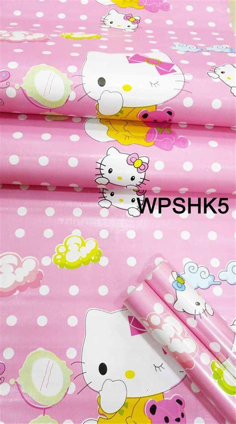 gambar  kitty  wallpaper wa doraemon