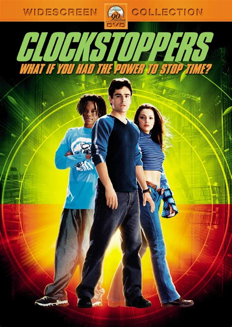 Clockstoppers DVD Release Date