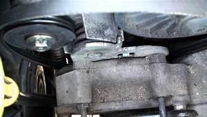 Water Pump Belt Replacement Oldsmobile Aurora 4 6