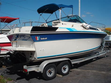 Boats For Sale Aruba by 1987 Wellcraft 232 Aruba Power New And Used Boats For Sale