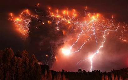 Lightning Storm Wallpapers Thunderstorm Screensavers Background Clouds