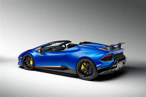 Lamborghini Huracán Performante Spyder  Teknikens Värld